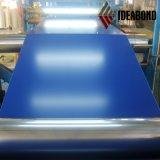 Il PE popolare PVDF ha ricoperto il materiale da costruzione di alluminio della bobina di colore