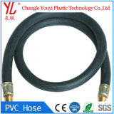 Flexible haute pression noir/PVC flexible de gaz/flexible d'alimentation