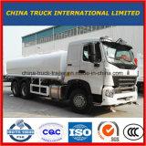 Camion-citerne aspirateur de l'eau de HOWO A7 20, 000L camion-citerne, 6X4 entraînement, 371HP