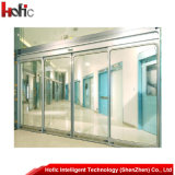 Kommerzielle automatische schiebendes Glas-Aluminiumtür