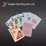 100% Custom Plastic Printed Playing Cards Poker
