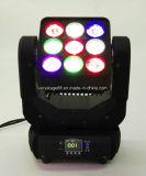 Высокое качество 9X10W Matrix панель светодиодные лампы дальнего света перемещение головки блока цилиндров