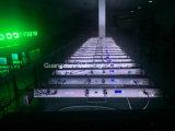 Luz da barra do estágio da arruela da parede do pixel RGBW do diodo emissor de luz de Vello (diodo emissor de luz Slimbar1841)