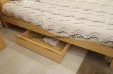 固体木のベッドの現代ベッド(M-X2744)