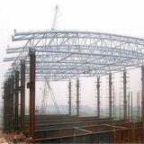 Telhado longo da associação da construção de aço da extensão do projeto novo