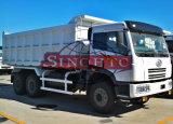 FAW 6X4 20 toneladas DIR/ESQ Dumper pesado / caminhão de caixa basculante