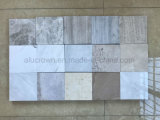 대리석 또는 화강암 또는 석회화 돌은 벌집 위원회 벽 클래딩을 직면했다