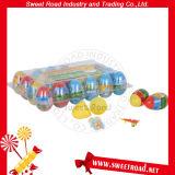 Hot vente de bonbons de l'oeuf Surprise en plastique
