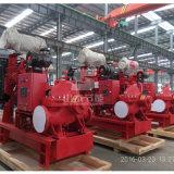Xs100-375 precio de fábrica de doble etapa única división de la bomba de aspiración caso