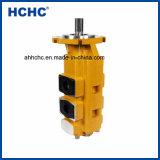 China-Lieferanten-hydraulische dreifache Zahnradpumpe Cbgtbsl für Exkavator