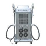 Máquina de múltiples funciones profesional del retiro del pelo de la E-Luz IPL Shr de la alta calidad