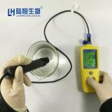 水質の電気伝導度測定の器械使用TDSおよび伝導性のメートル