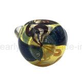 Tubo de cristal de cristal de cristal de la cuchara del tazón de fuente de tubo de la mano que fuma mini (ES-HP-347)