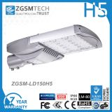 165lm/W ENEC Diplom150w LED Straßenlaternemit TUV genehmigt