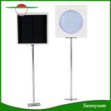 Lumière solaire de détecteur de mouvement de radar à micro-ondes de 25 DEL lampe imperméable à l'eau extérieure de garantie de 500 lumens pour le jardin de yard