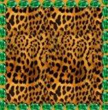 Schal-Leopard-Druck des neuesten Entwurfs-2017 Silk