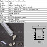 T-Form vertieftes LED-Profil
