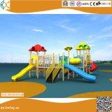 Exterior de diseño de buques equipos de juego para niños HX2501h