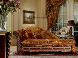 0026 [كنيكلنسّ] سيقان كلاسيكيّة ملكيّة [بروون] لون سرير غرفة تجميع