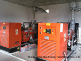 Pianta del biogas della Membrana-Laguna dell'HDPE