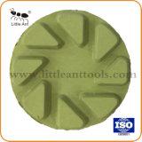 """3""""/résine 80mm Bond Diamond Tampon à polir de plancher pour le béton Outils abrasifs"""