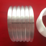 De Ondoorzichtige Spiraalvormige Buis op hoge temperatuur van het Glas van het Kwarts