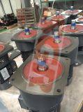 1.5kw 전동기로 결합되는 중단된 기중기 응용 무쇠 인라인 나선형 변속기