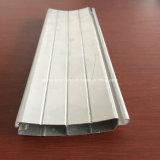 Carré, rond, différents profils d'Extrusion en alliage aluminium pour porte et fenêtre tube 81