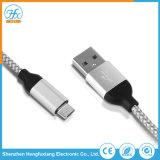 Dati degli accessori del telefono mobile che caricano il micro cavo del USB