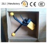 Machine van uitstekende kwaliteit van de Verpakking van het Karton van de Riem van het Staal de Hand