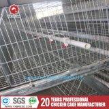Nuovo tipo 6 gabbia di H del pollo di strato delle file per la grande azienda agricola