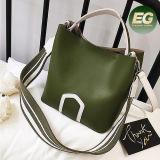 2017 de nieuwe Handtas van het Meisje van de Manier van de Zakken van de Vrouw Pu van het Ontwerp Dame Shoulder Bag From China Leverancier Sy8637