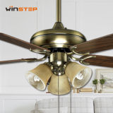 Wood Blade를 가진 42 인치 Copper Winding Motor Decorative Ceiling Fan