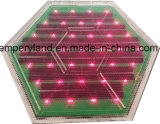 Интеллектуальная солнечного кирпича Smart солнечной дороги IP68