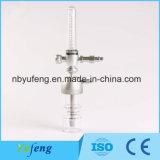 Yf-05D Regelgever /Flowmeter van de Zuurstof van het messing de Medische met de Concurrerende Fabrikant van China van de Prijs