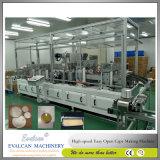 Sicherheit, die geöffnete Aluminiumfolie kann abziehen die Herstellung der Maschine weg, mit einer Kappe bedecken
