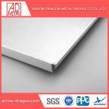 Insonorizados Atérmico alumínio alveolado painéis para treinar ferroviária/