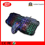 Мышь клавиатуры разыгрыша комбинированная для PC Gamer таблетки компьтер-книжки компьютера