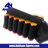 8 runder Airsoft taktischer Anzeigeinstrument-Shell-Halter der Munitions-Schrotflinte-12/20