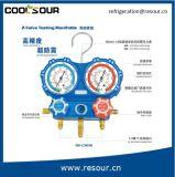 Coolsour многофункциональный цифровой комплект манометров коллектора