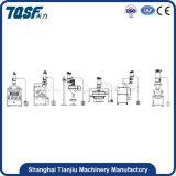 Zks-7, das pharmazeutische Vakuumzufuhr für das Befördern der Materialien herstellt