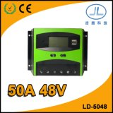 50A 48V PWM LCD Bildschirmanzeige-Sonnenenergie-Ladung-Controller