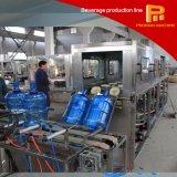 Полностью автоматическая 5 галлон гильзы чистая вода производственной линии/заправка машины