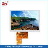 étalage du TFT LCD 4.3 ``480*272 avec le panneau capacitif d'écran tactile
