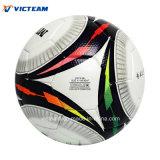 De texture de modèle bille métallisée faite sur commande de Futsal thermiquement