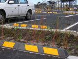 Затвор колеса Auti-UV стоянкы автомобилей автомобиля 2000*150*100mm резиновый