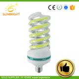 Lampada calda gialla di risparmio di energia di spirale LED di colore