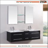 Vanité classiques modernes de Module de salle de bains en bois solide de type