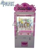 Pousser Win jouets jeu de la machine un jouet en peluche vending machine