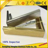 Marco de aluminio del perfil de la protuberancia para el marco